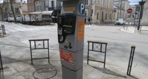 Stationnement gratuit à Cahors
