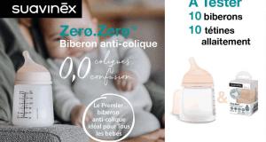 Tétines pour biberon Zero Zero SUAVINEX