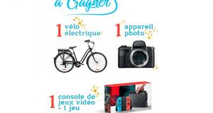 Vélo électrique (valeur 699 euros)