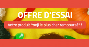 Votre produit Yooji le plus cher 100% remboursé