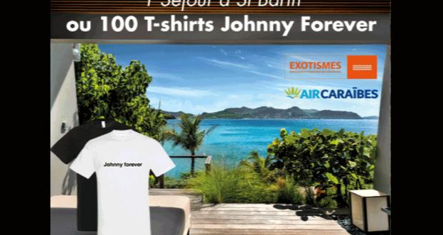 Voyage d'une semaine pour 2 à Saint-Barthélemy aux Antilles