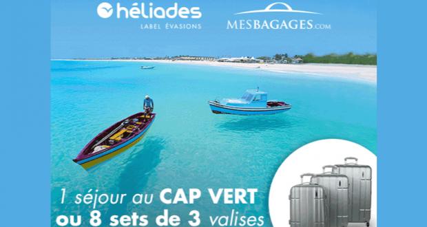 Voyage d'une semaine pour 2 en Club Héliades au Cap-Vert