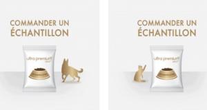 Échantillons de croquettes Ultra Premium pour chiens et chats