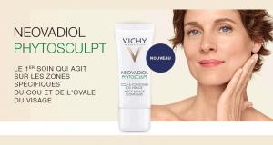 10 produits de soins Vichy Neovadiol Phytosculpt
