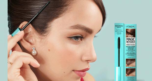 100 Mascaras pour cheveux Magic Retouch