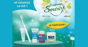 1000 kits d'hygiène bucco-dentaire offerts