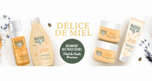 12 000 soins Délice de Miel gratuits - Le Petit Marseillais