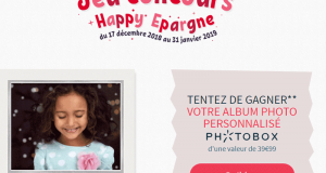 15 000 albums photos Photobox offerts