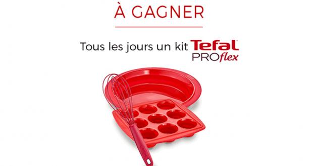 181 kits d'ustensiles de cuisine Tefal