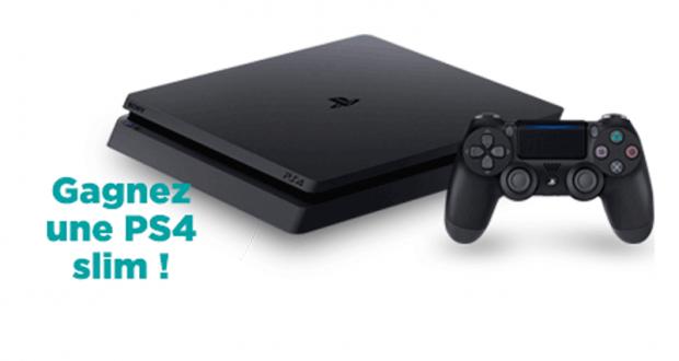2 consoles de jeux PS4 Slim 500 Go Noir