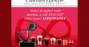 20 machines à café Nescafé Dolce Gusto avec 3 boites de capsules