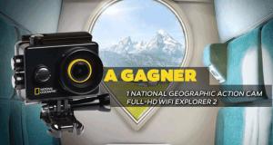 Caméra Action Cam Explorer 2