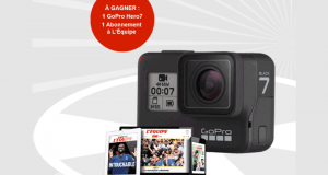 Caméra vidéo Go Pro Hero 7