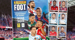 Distribution gratuite d'album panini foot