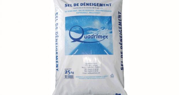 Distribution gratuite de sacs de sel de déneigement - Chatenay Malabry