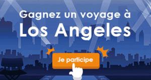 Gagnez un Voyage à Los Angeles pour 2 personnes