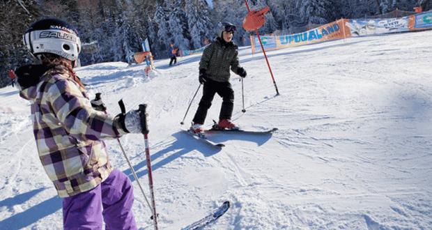 Initiation gratuite au ski avec prêt matériel