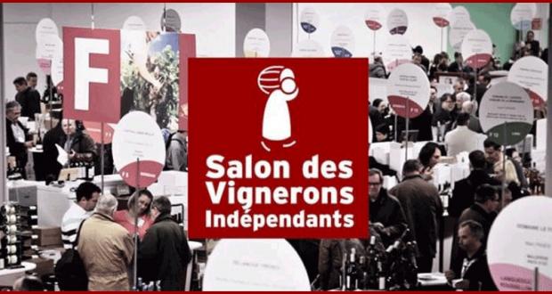 Invitation gratuite au Salon des Vins des Vignerons Indépendants