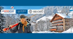 Séjour d'une semaine au ski pour 2 personnes à Megève
