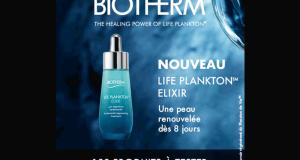 Testez la routine visage et yeux Life Plankton de Biotherm