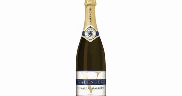 Valenger Crémant de Bourgogne 75cl 100% remboursé