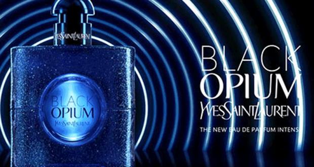 Échantillons de Black Opium l'eau de parfum Intense d'YSL