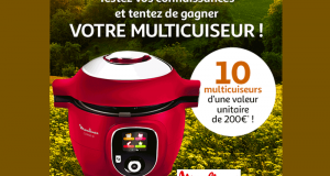 10 multicuiseurs Moulinex Cookeo