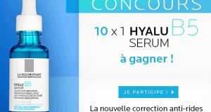 10 produits de soins Hyalu B5 de La Roche-Posay