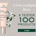100 Crèmes Prodigieuse Boost de NUXE à tester