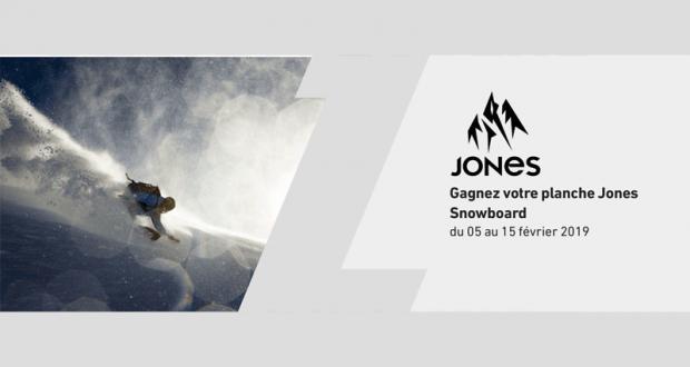 2 planches de snowboards Jones Snowboard