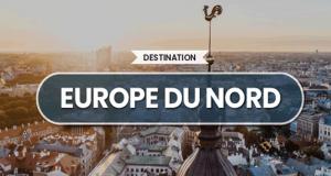 2 voyages d'une semaine en Europe du nord