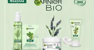 2000 soins du visage Garnier Bio à tester