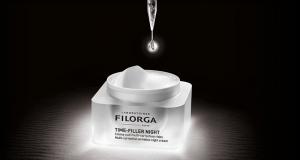 30 produits de soins Crème Time-Filler Night Filorga