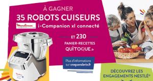 35 robots cuiseurs Moulinex i-Companion XL connectés