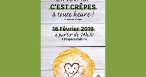 Dégustation Gratuite de Crêpes - Espace Cuisine