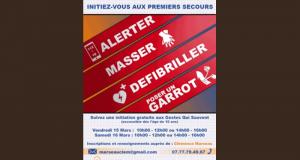 Formation gratuite aux Gestes qui Sauvent - Nantes