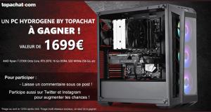 Ordinateur TopAchat (valeur 1699 euros)