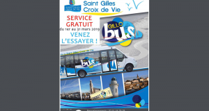 Service de transport urbain Gillo'Bus gratuit le mois de mars