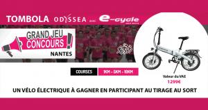 Vélo électrique (valeur 1299 euros)