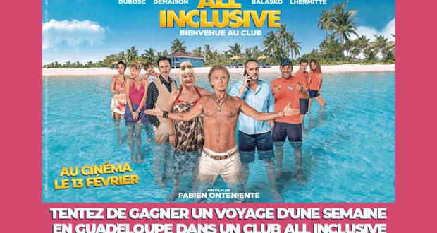 Voyage d'une semaine pour 2 tout inclus en Guadeloupe