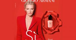 Échantillons gratuits de parfum Si Fiori Giorgio Armani