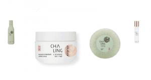 "10 rituels ""Soins du printemps"" Cha Ling"