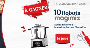 10 robots de cuisine Magimix