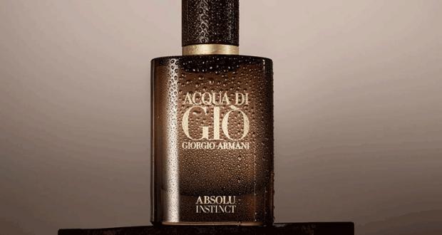 20 parfums Aqua Di Giò Absolu Instinct Armani Beauty