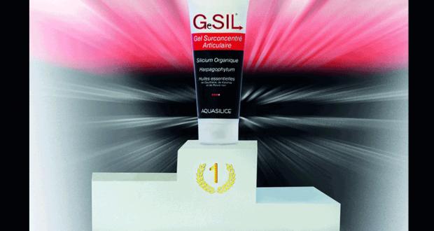 200 échantillons du Gel Sucontré articulaire GeSil