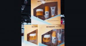 3 coffrets de 3 produits Nuxe Bio Beauté