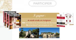 4 week-ends pour 2 personnes à Avignon