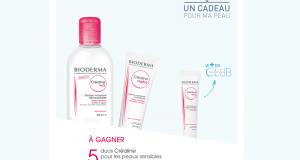 5 duos Créaline H2O 250ml + Créaline Légère 40ml