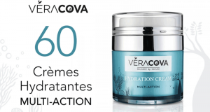 60 Crèmes Hydratantes Multi-Action de VERACOVA