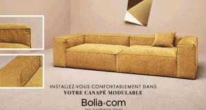 Canapé Cosima Bolia